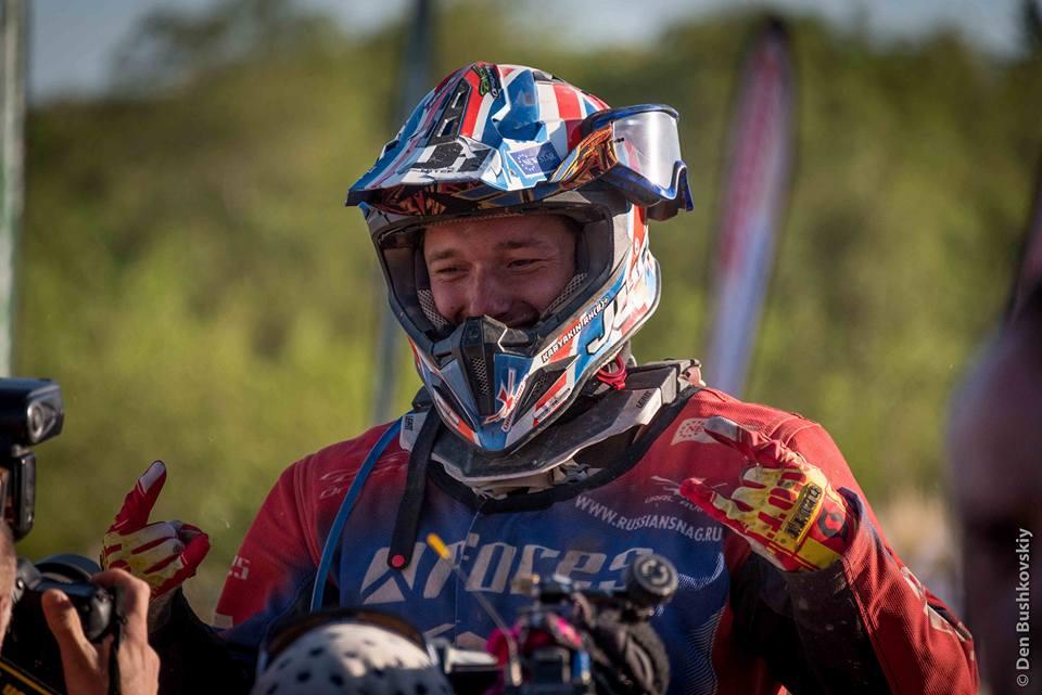 Сергей Карякин Дакар Dakar 2017