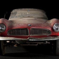 В BMW восстановили 507 Roadster Элвиса Пресли