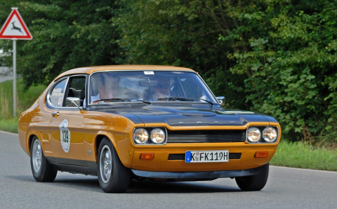 1970 Ford Capri RS2600