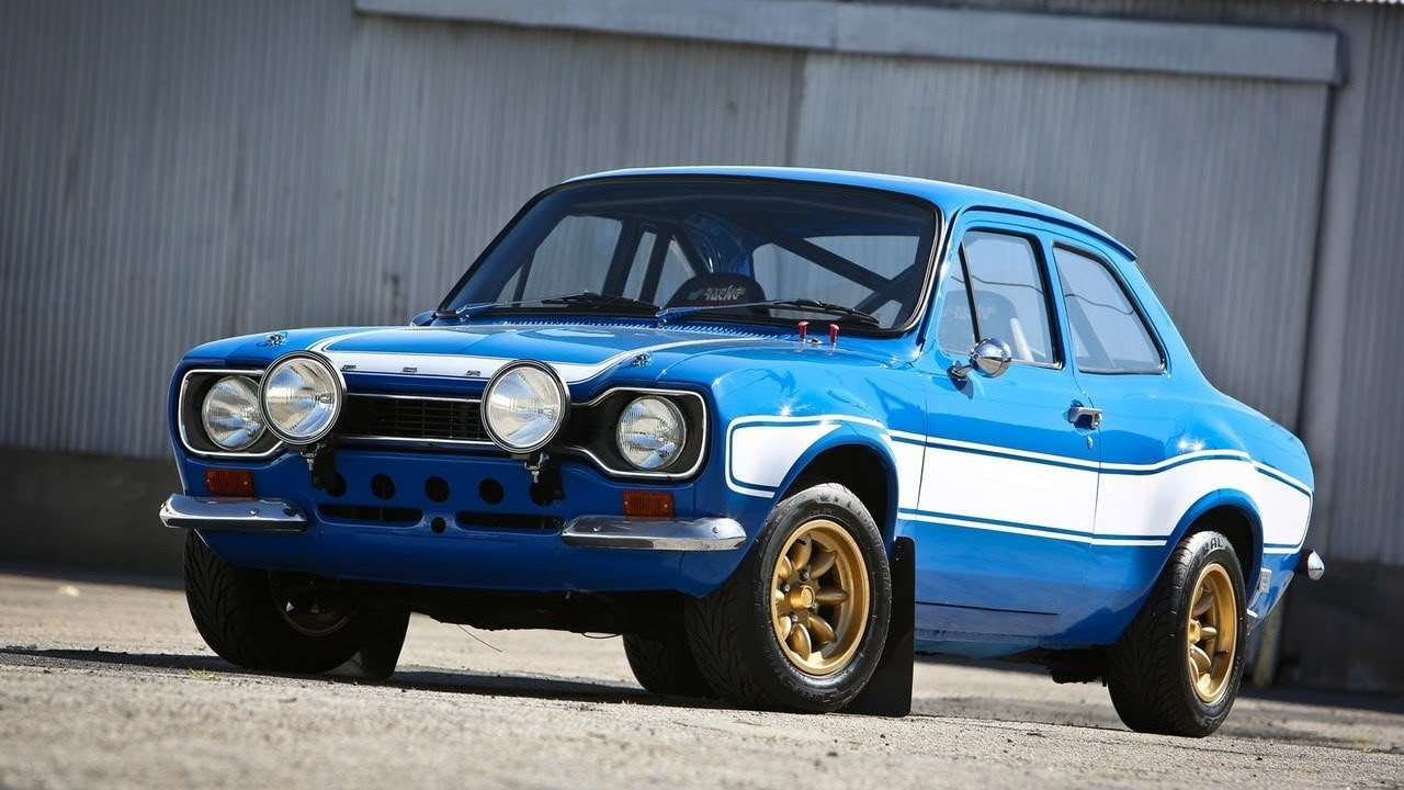 1970 Ford Escort RS1600