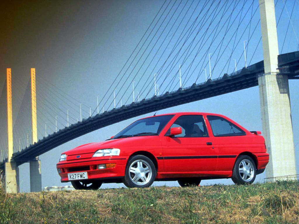 1991 Ford Escort RS2000