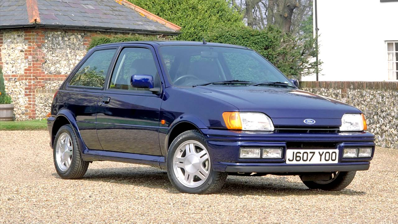 1992 Ford Fiesta RS1800