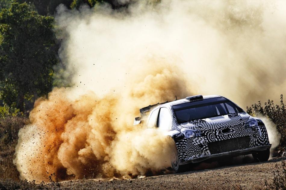 Toyota Yaris WRC 2