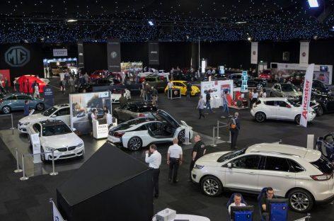 5 главных автомобильных трендов 2017 года