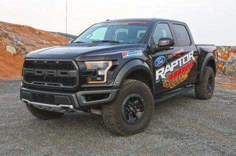 Ford открывает школу боевых искусств для владельцев F-150 Raptor