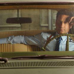 Дэвид Духовны - X-Files, быстрые машины и параллельная реальность.