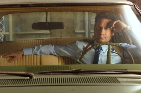 Дэвид Духовны – X-Files, быстрые машины и параллельная реальность.