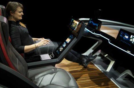 Bosch посадит вас на сиденье водителя будущего