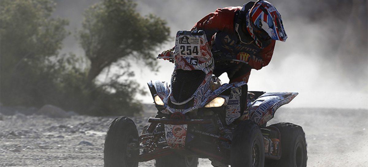 Сергей Карякин выигрывает 10 этап ралли Dakar 2017