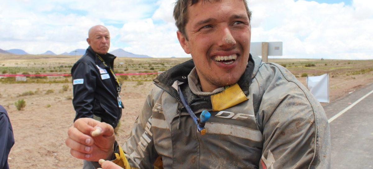 Сергей Карякин выиграл седьмой этап ралли Dakar 2017