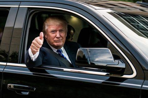 Дональд Трамп против экономии топлива