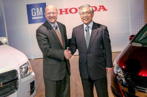 HONDA и GM начнут совместное производство водородных топливных элементов
