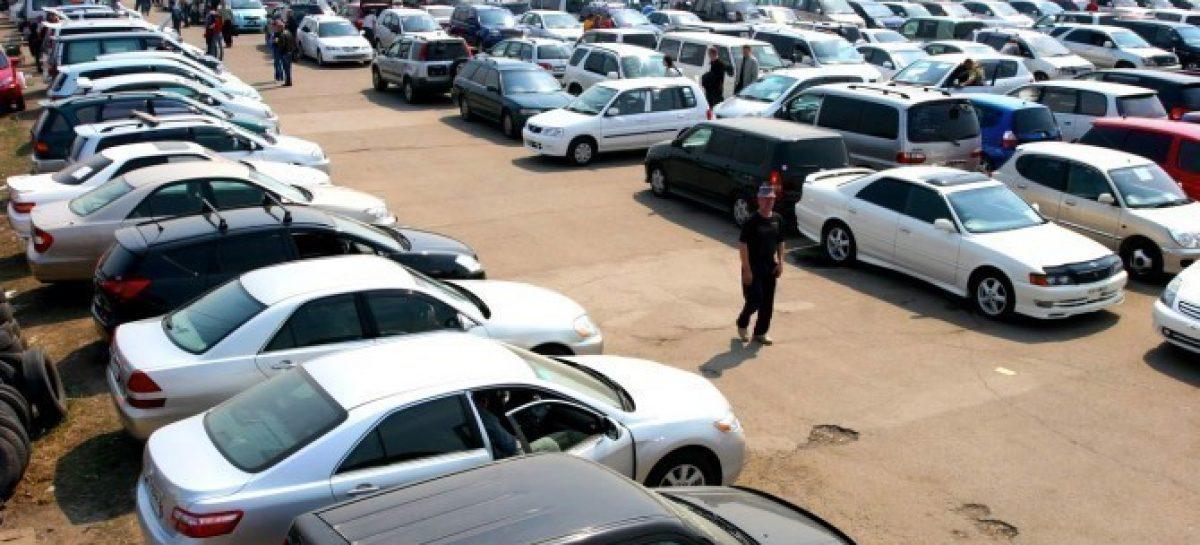 ТОП-30 регионов РФ по объему рынка автомобилей с пробегом в 1 квартале 2020 года