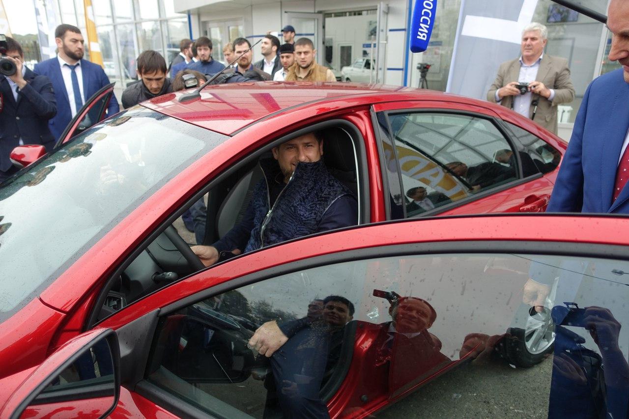 Ramzan-Kadyrov-Vesta
