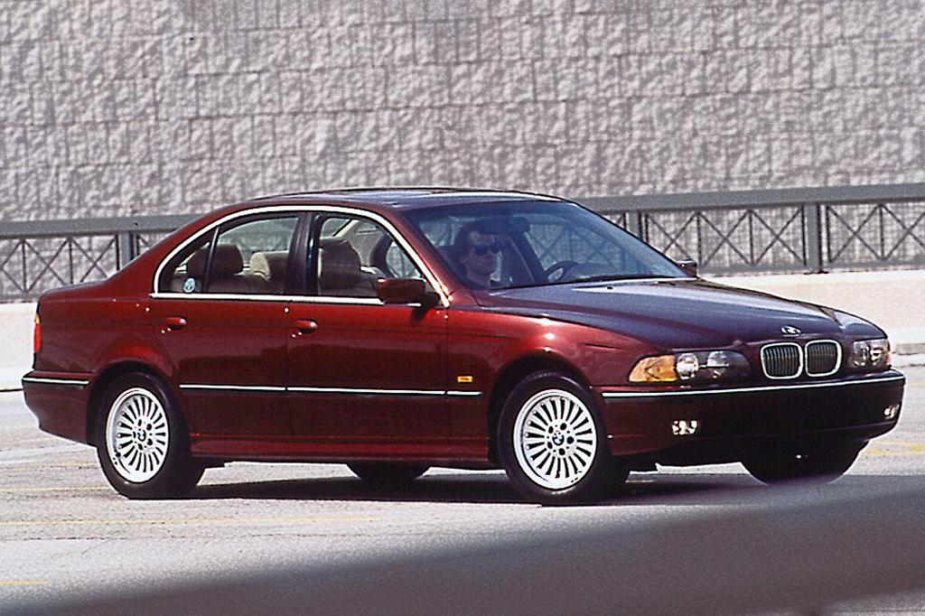 BMW 540i 1997