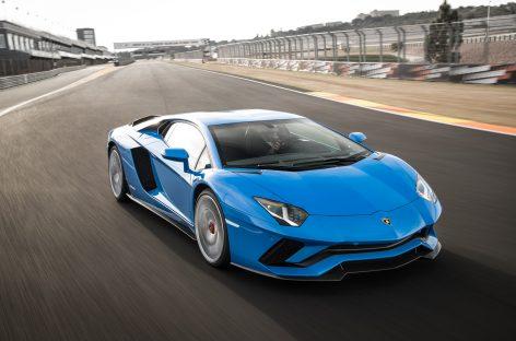 Первый глобальный тест-драйв Lamborghini Aventador S