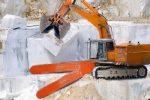 Эпическая добыча мрамора – мега машины