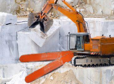 Эпическая добыча мрамора — мега машины