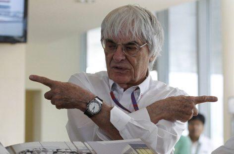 Берни Экклстоун покидает пост главы Formula-1