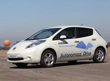 Беспилотники Nissan скоро появятся на дорогах Европы