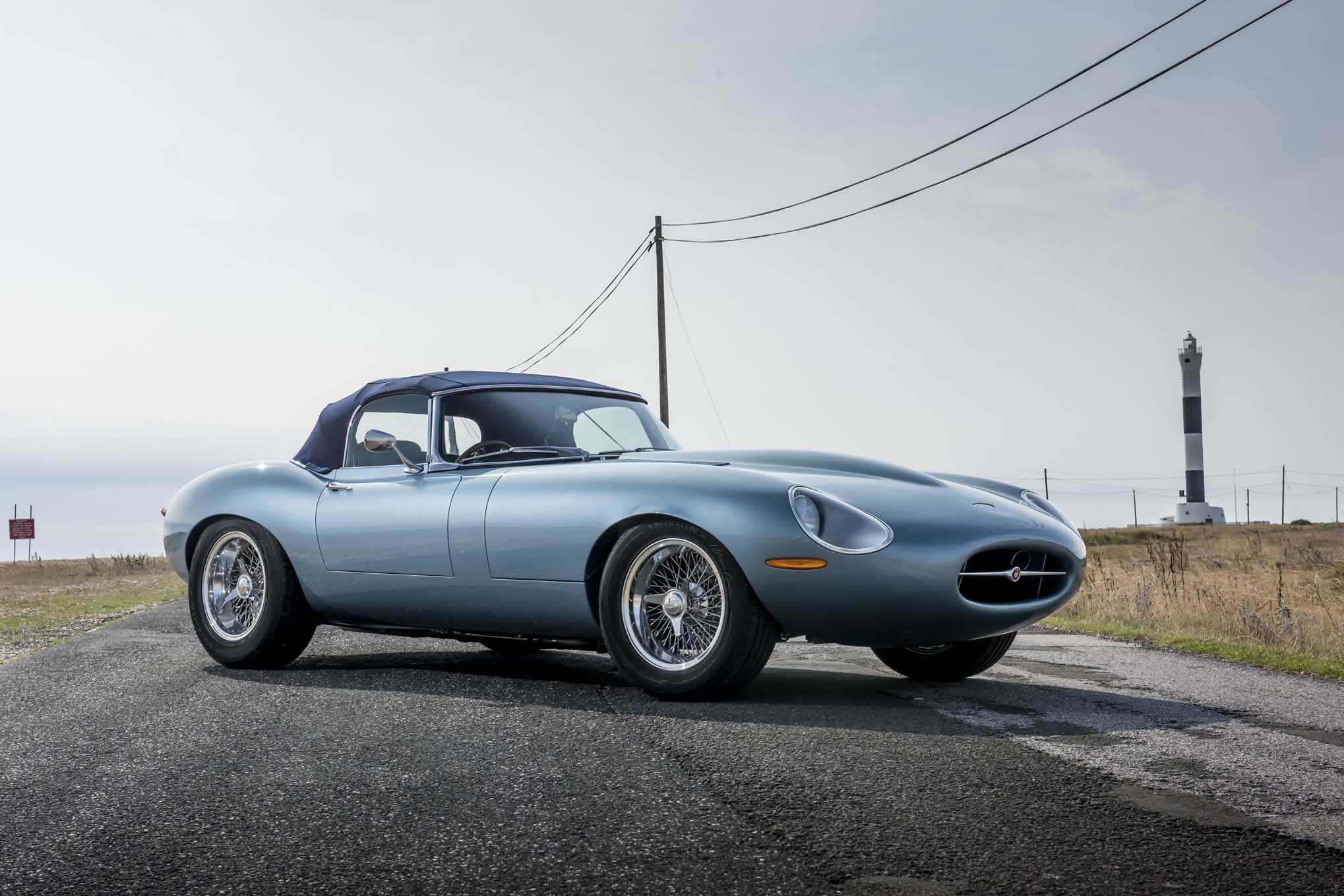 Eagle E-Type Spyder GT, KentPhoto: James Lipman / jameslipman.com