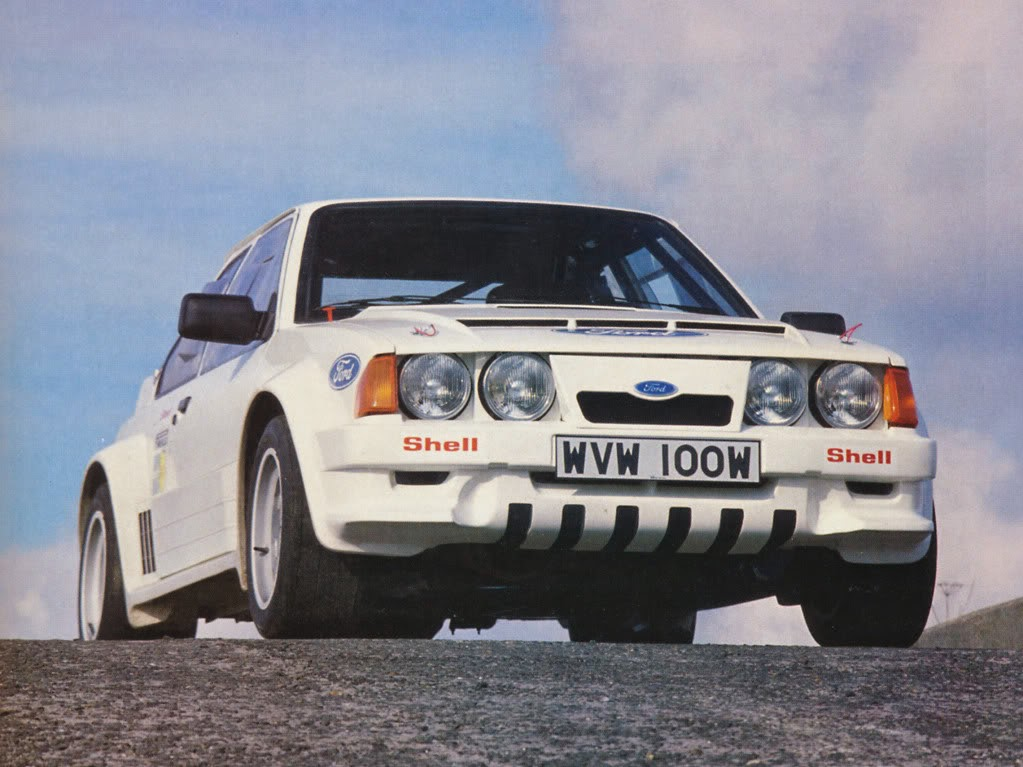 Ford Escort RS1700T