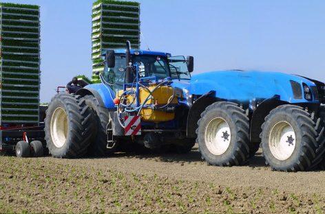 Современное сельское хозяйство Австрии – мега машины, тракторы, комбайны
