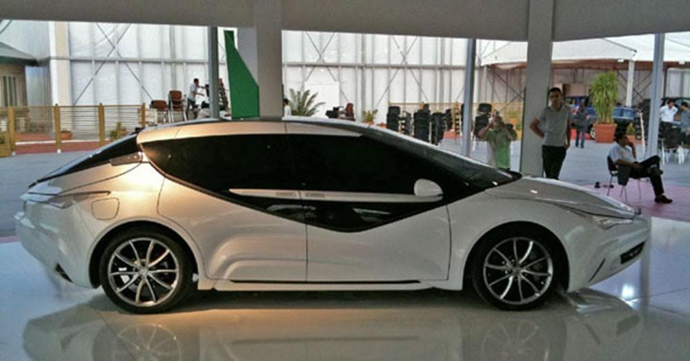 Gadaffi-rocket-car