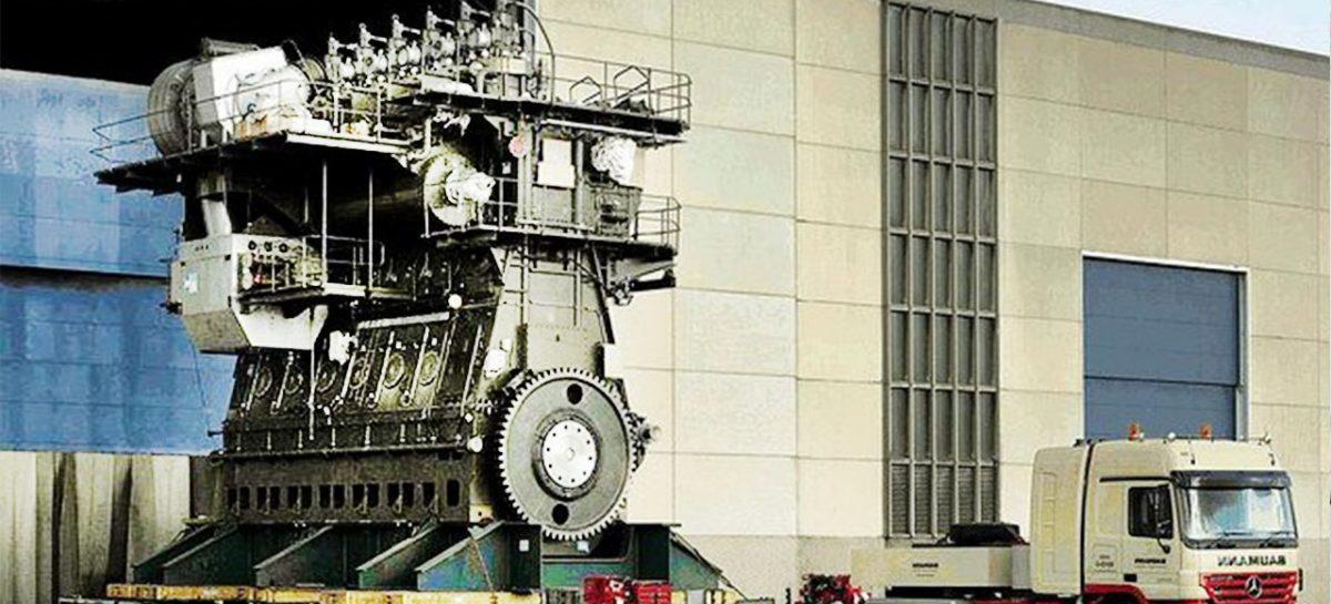 Красивый двигатель видели?