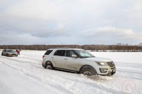 Ford Explorer — эта машина для кого и какая?