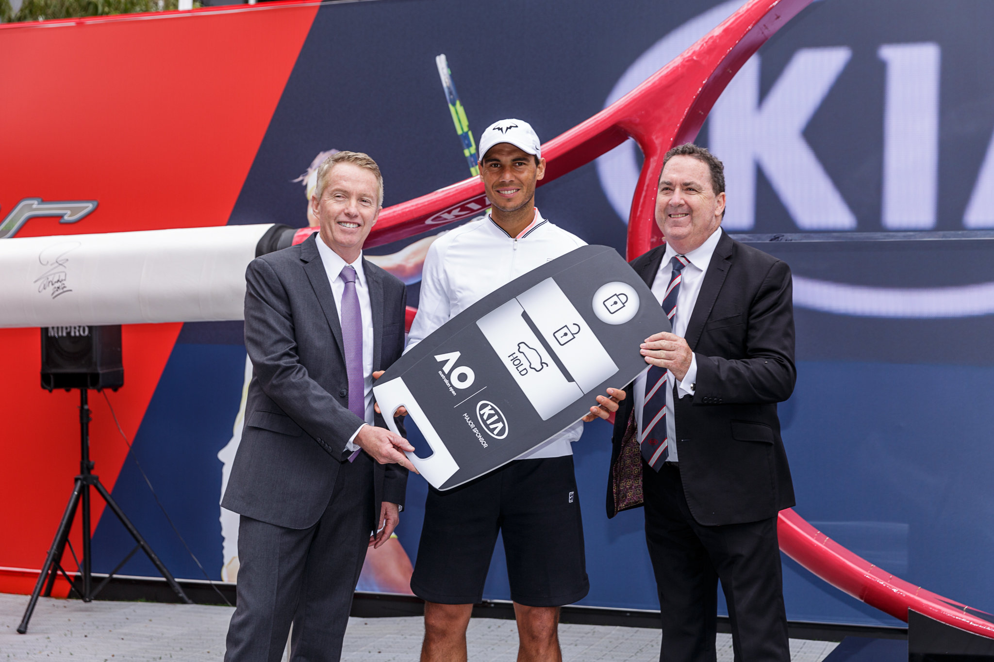 KIA Australian Open 1