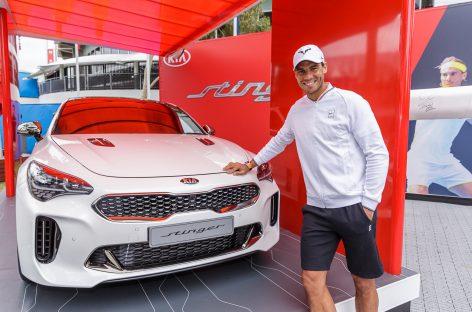 KIA на Australian Open 2017