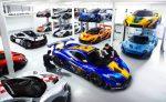 Одним глазком заглянем в конюшню легендарного McLaren P1 GTR