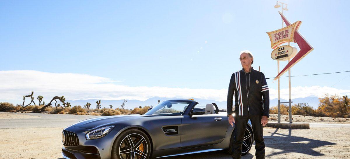 Рекламный ролик нового Mercedes-AMG GT Roadster сняли братья Коэны