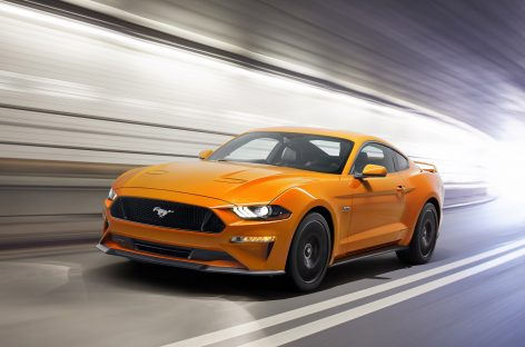 Названы цены обновлённого Ford Mustang
