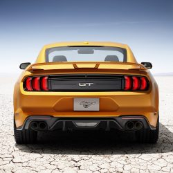 Представлен Ford Mustang 2018