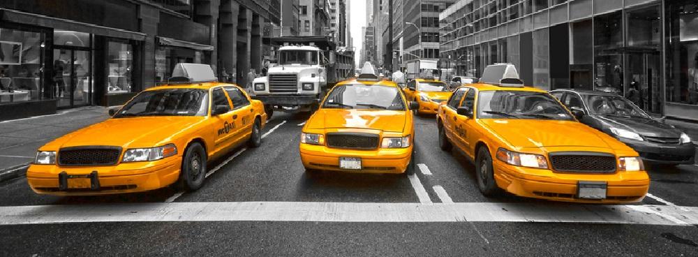 New-York-Taxi
