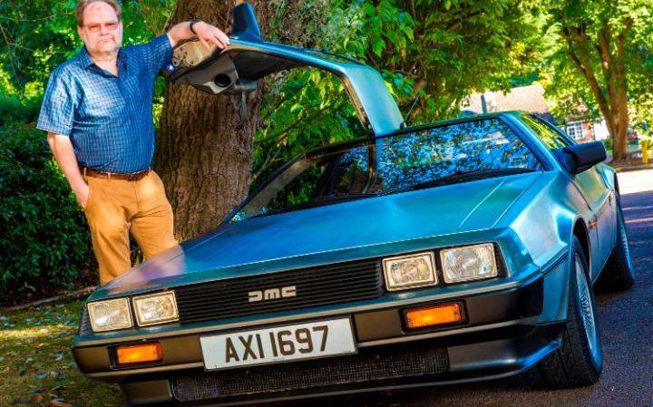 Nigel-Mills-DeLorean