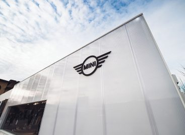 MINI вдохновляет молодых дизайнеров на Pitti Uomo 91
