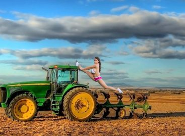 Австрийское сельское хозяйство, тракторы и комбайны