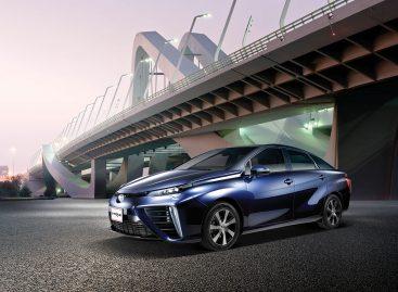Тойота возглавила всемирный Совет по водородным технологиям