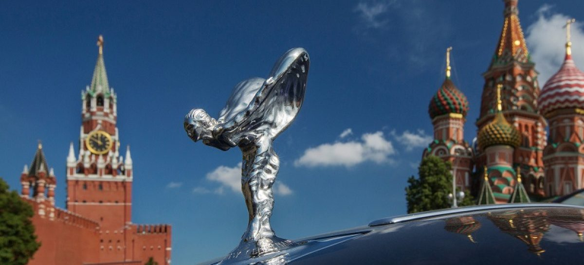 Успех Rolls-Royce