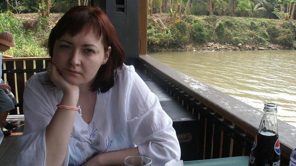 Ульяна Лобанова член участковой избирательной комиссии Петропавловска-Камчатского