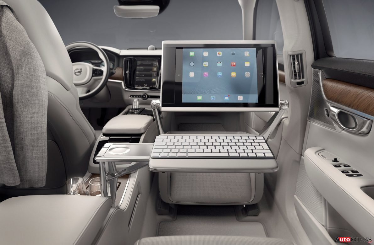 Volvo-S90-Excellence_interior-keyboard