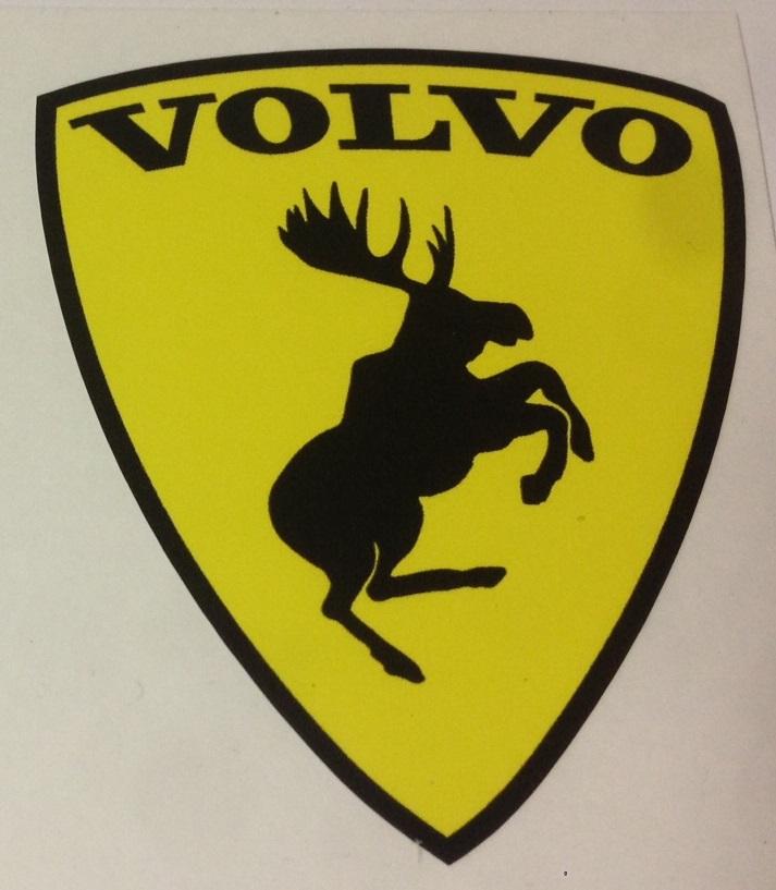 Volvo лось