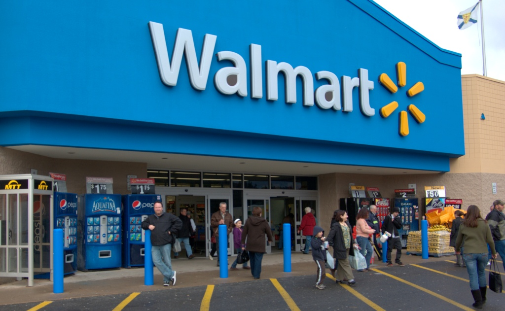 an analysis of the marketing of the wal mart corporation a discount retailer In part two of our series we visit the external analysis of discount location-based marketing sites such as wal-mart, the largest retailer.