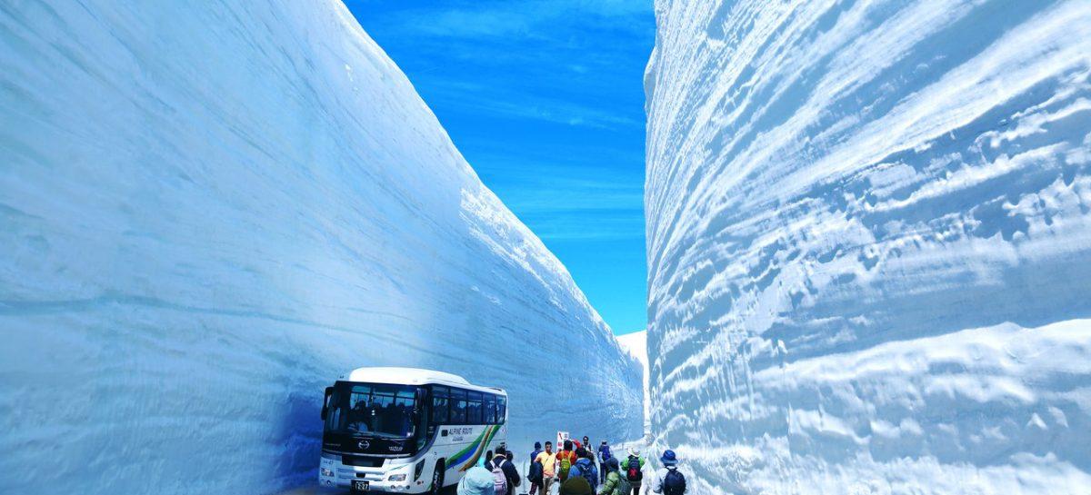 Современная мощная снегоуборочная техника