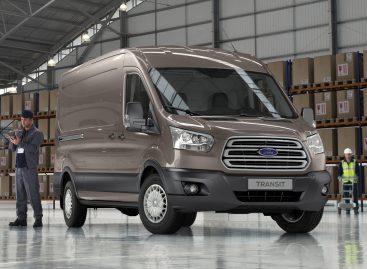 Ford Transit — лидер коммерческого сегмента в России