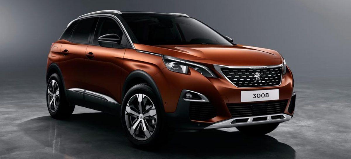 В России отзывают Peugeot 3008
