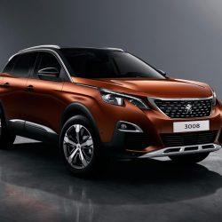 Новый Peugeot 3008 появится на российском рынке в мае